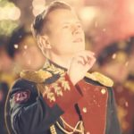 Russian police chorus covers popular songs Last Christmas