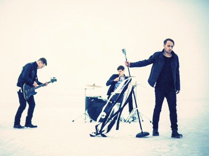 Ocean jet music band from Russia