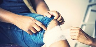 scientist in Russia research possibility of healing wounds without scars