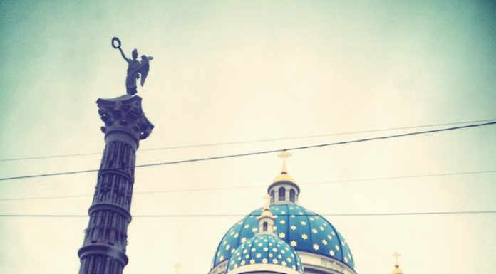 Travel and lifestyle blog about Saint Petersburg Russia