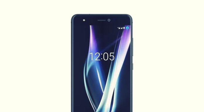 BQ Android smartphone brand from Russia