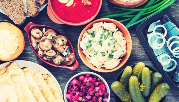 Russian food best dishes of russian cuisine