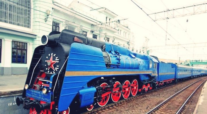Luxury train travel in Russia: Trans-Siberian Express Golden Eagle