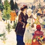 painting-christmas-market-russia